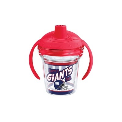 Tervis NFL New York Giants Born A Fan 6oz Sippy Cup with Lid