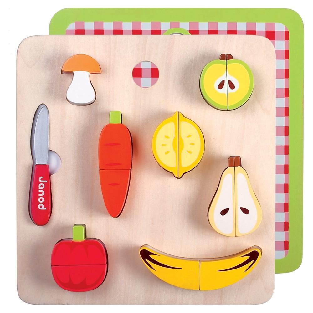 Janod Chunky Fruits and Veg Set