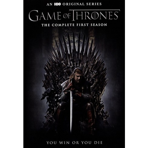 Game Of Thrones The Complete First Season 5 Discs Target