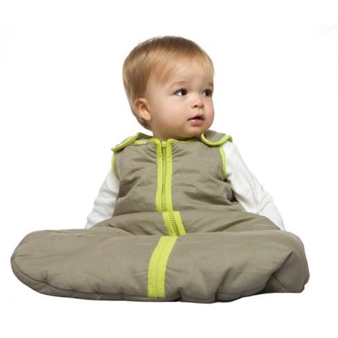 baby deedee® Sleep Nest® Lime - M (6-18M)