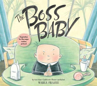 Boss Baby (Reprint)(Paperback)(Marla Frazee)