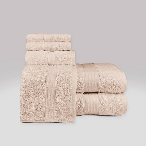 6pc Hempstead Towel Set - Loft By Loftex - image 1 of 3