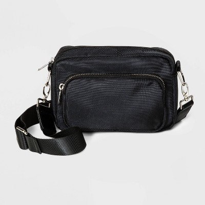 Camera Crossbody Bag - Wild Fable™