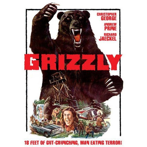 Grizzly (DVD) - image 1 of 1