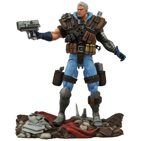 """Diamond Select Marvel Cable 7"""" Select Action Figure - image 1 of 2"""