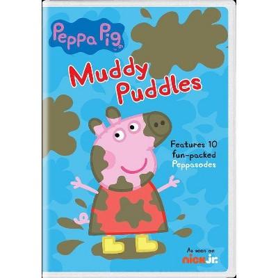 Peppa Pig: Muddy Puddles (DVD)(2019)