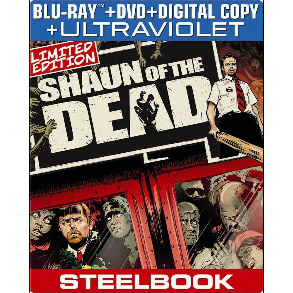 Shaun Of The Dead (Limited Edition) (Blu-ray)
