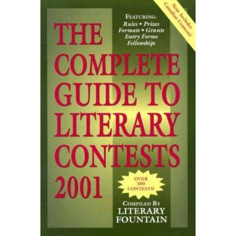 The Complete Guide to Literary Contests - by  William F Fabio (Paperback) - image 1 of 1