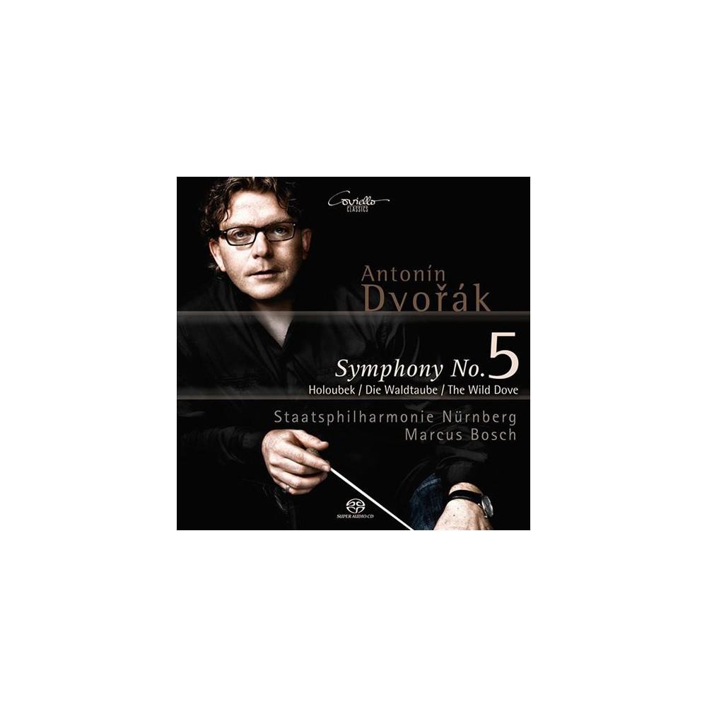 Staatsphilharmonie N - Dvorak:Symphony No 5 (CD)