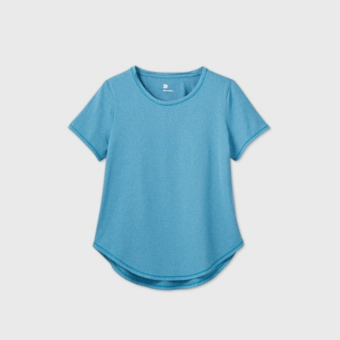 Women's Short Sleeve Essential T-Shirt - All in Motion™ - image 1 of 2