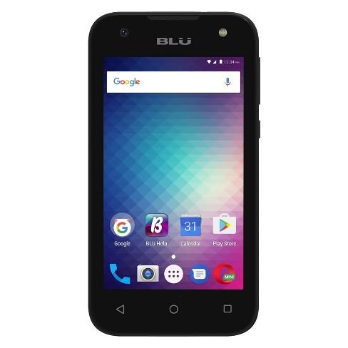 BLU (GSM Unlocked) Studio J1 8GB Smartphone - Black - image 1 of 4