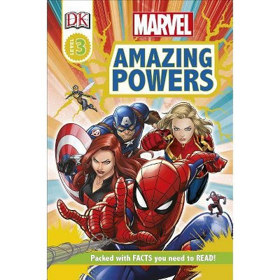Marvel Amazing Powers -  (DK Readers. Level 2) by Catherine Saunders (Paperback)