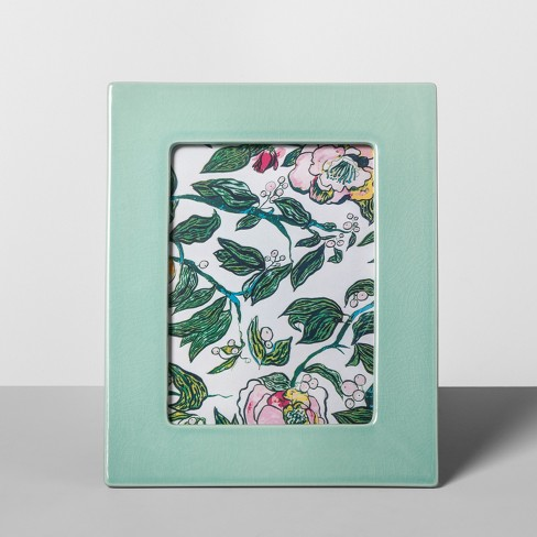 Crackle Ceramic Single Picture Frame - Opalhouse™ - image 1 of 4