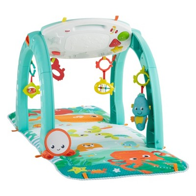 Fisher-Price 4-in-1 Ocean Activity Center