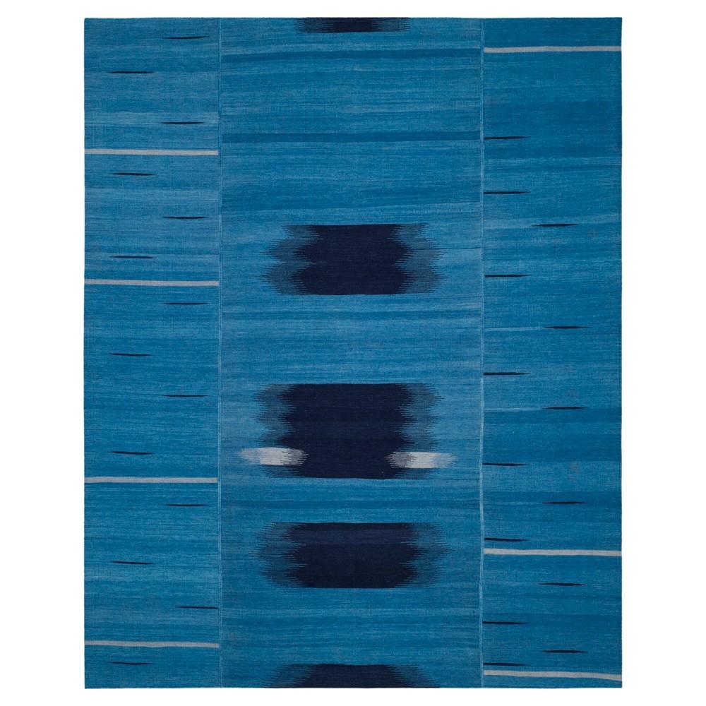 Kilim Rug - Blue/Purple - (8'x10') - Safavieh