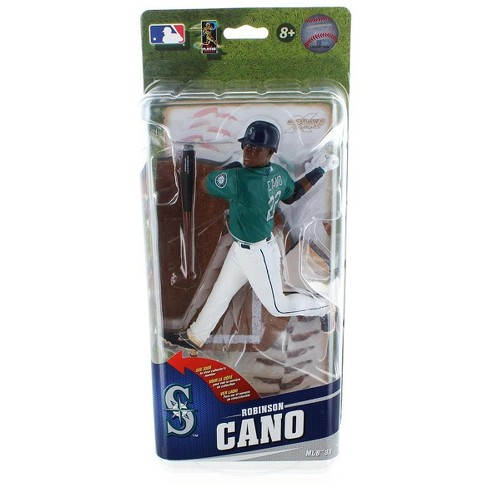 Mcfarlane Toys Seattle Mariners MLB Series 33 Figure: Robinson Cano - image 1 of 2