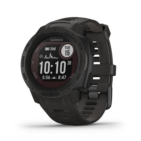Garmin Instinct Solar Smartwatch - image 1 of 4