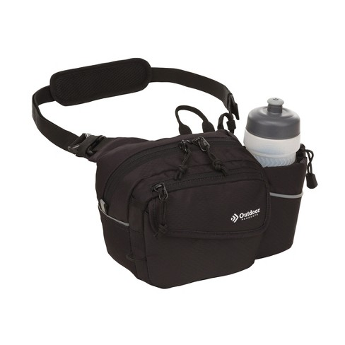 ccb7b57c770 Outdoor Products Oasis 3L Waist Pack - Black   Target