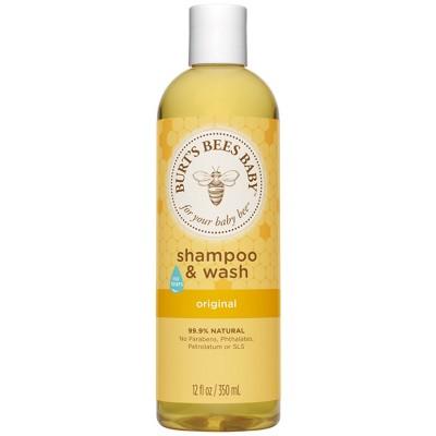 Baby Shampoo: Burt's Bees Baby