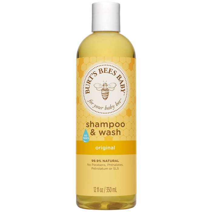 Burt's Bees Baby Bee Shampoo & Wash - 12 oz - image 1 of 4