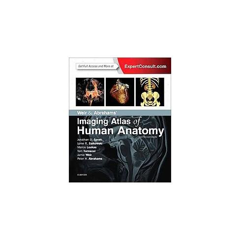 Weir Abrahams Imaging Atlas Of Human Anatomy Paperback Target