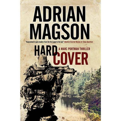 Hard Cover - (Marc Portman Thriller) by  Adrian Magson (Hardcover) - image 1 of 1