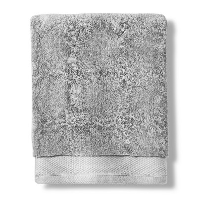 Reserve Solid Hand Towel Cashmere Gray - Fieldcrest®