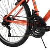 "Huffy Men's Incline 24"" Mountain Bike - Tangerine - image 2 of 4"