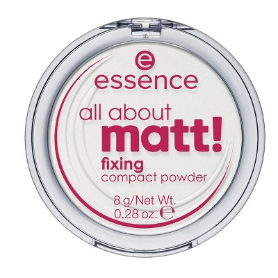 essence All About Matt! Fixing Compact Pressed Powder - 0.28oz