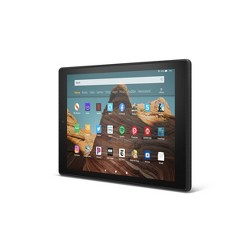 Amazon Fire HD 10 Tablet 32 GB with Special Offers - Black