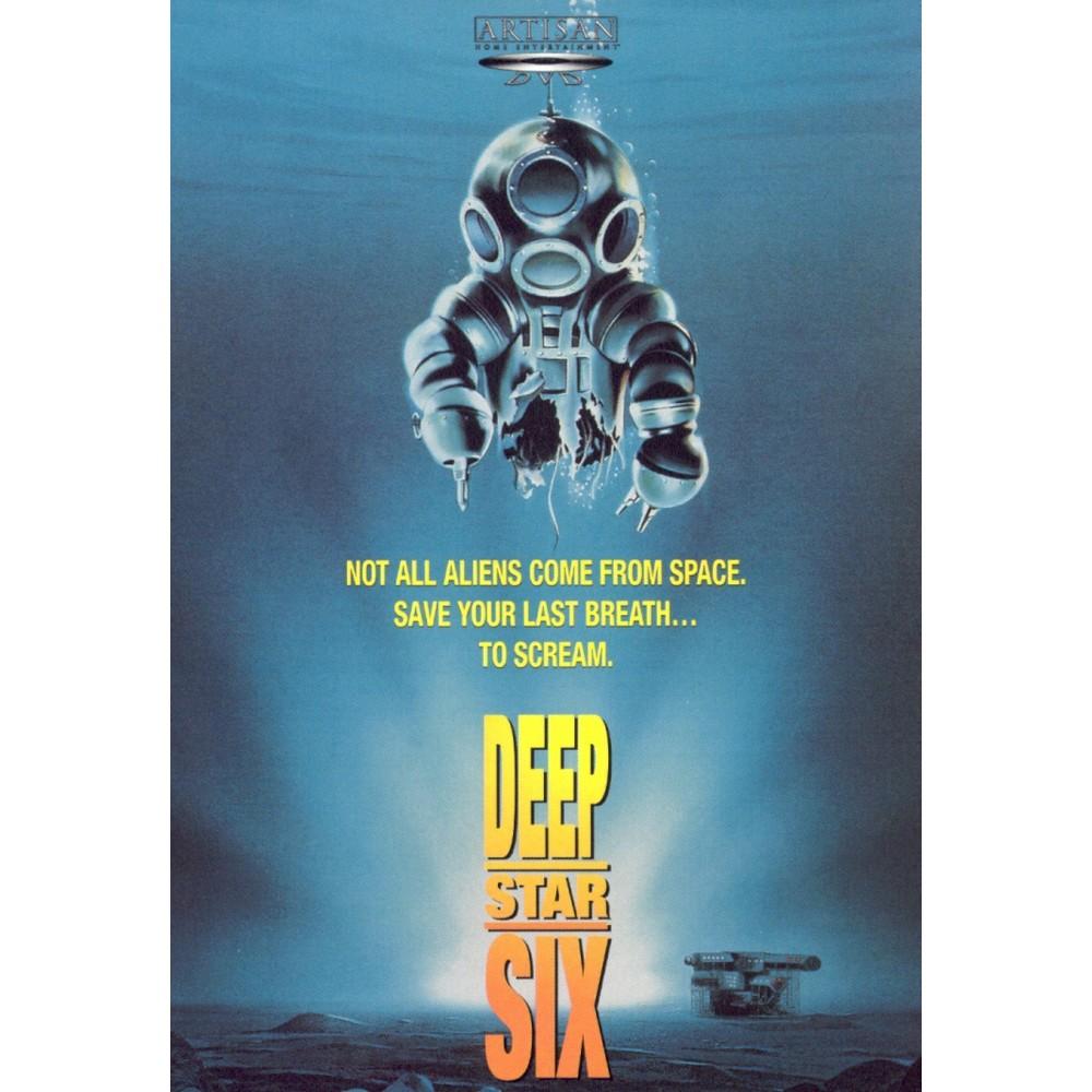 Deep Star Six (Dvd), Movies
