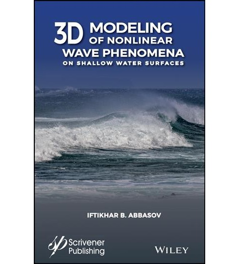 3D Modeling of Nonlinear Wave Phenomena on Shallow Water Surface -  by Iftikhar B. Abbasov (Hardcover) - image 1 of 1