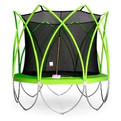 Flybar Spark Trampoline 10' - Green