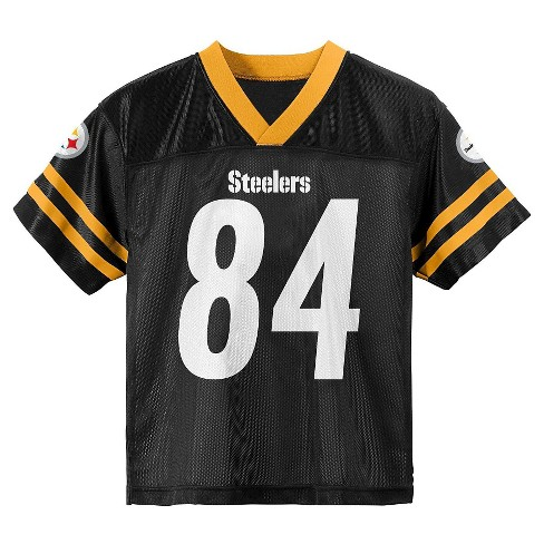 cheap for discount dfc99 add0b Pittsburgh Steelers Boys' Antonio Brown Jersey XL
