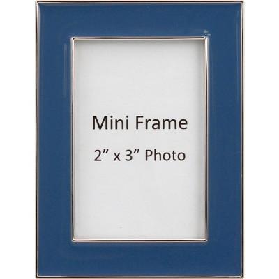 2  x 3  Enamel Frame Blue Willow - Project 62™