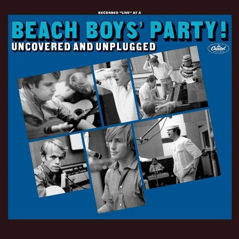 Beach Boys - Beach Boys' Party! Uncovered And Unplugged (CD) - image 1 of 1