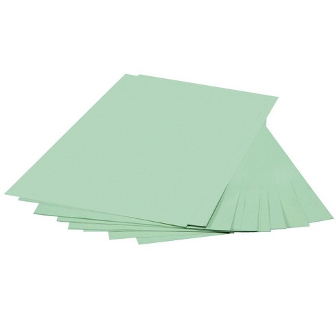 Earthchoice Multi-Purpose Paper, 20 lb, 8-1/2 x 11 Inches, Green, pk of 500 - image 1 of 1