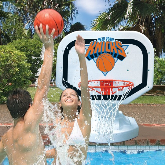 Poolmaster NBA Poolside Basketball Game - New York Knicks image number null