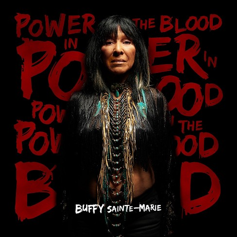 Buffy sainte-marie - Power in the blood (Vinyl) - image 1 of 1