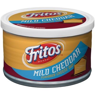 Fritos Mild Cheddar Dip - 9oz
