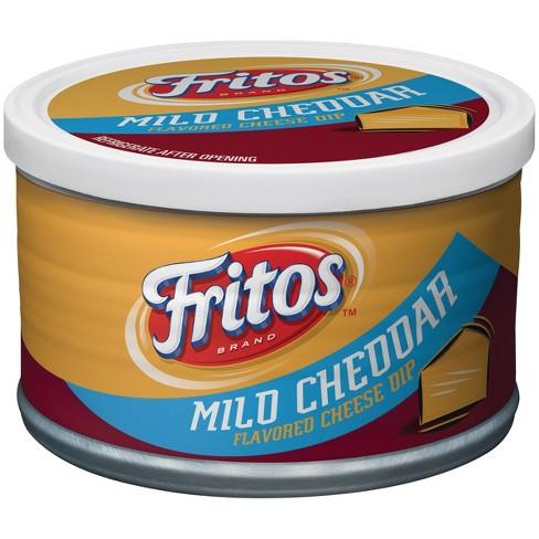 Fritos Mild Cheddar Dip - 9oz - image 1 of 3