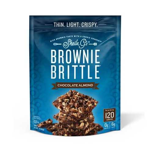 Brownie Brittle Chocolate Almond - 5oz - image 1 of 4