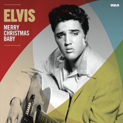 Elvis Presley - Merry Christmas Baby (Vinyl)