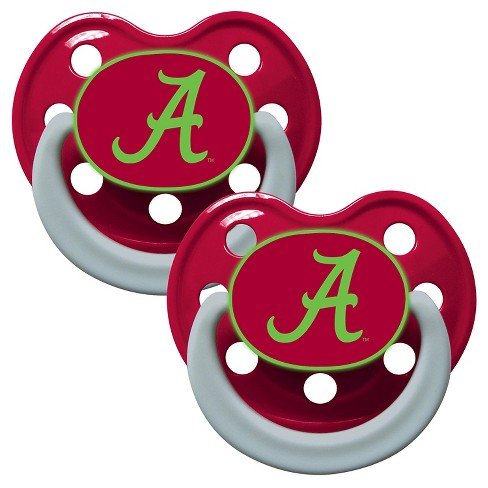 NCAA Baby Fanatic Glow In The Dark Pacifier 2-Pack - image 1 of 1