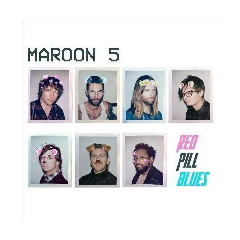 Maroon 5 - Red Pill Blues (Vinyl) - image 1 of 1