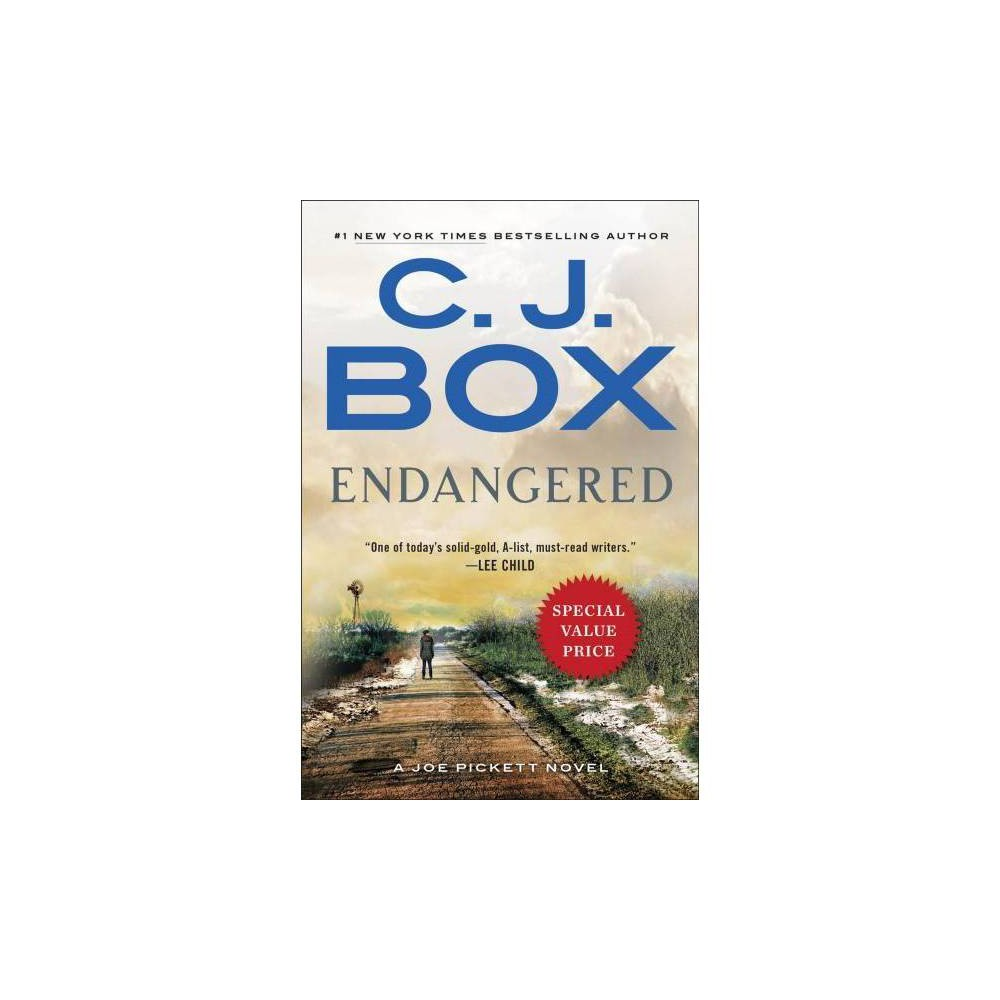 Endangered - Reprint (Joe Pickett) by C. J. Box (Paperback)