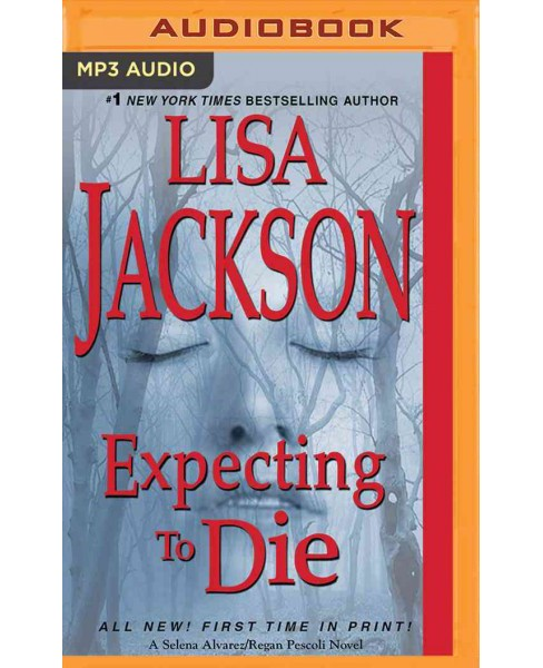 Expecting to Die (MP3-CD) (Lisa Jackson) - image 1 of 1