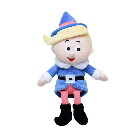 """Rudolph the Red-Nosed Reindeer Misfit 7"""" Cuddle Plush - Hermey - image 1 of 1"""