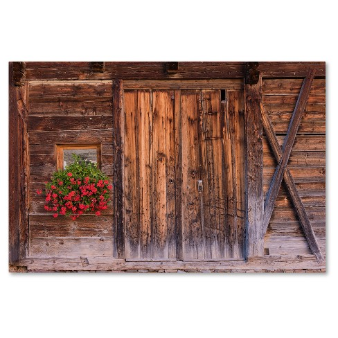 Rustic Charm' by Michael Blanchette Photography Ready to Hang Canvas Wall Art - image 1 of 2