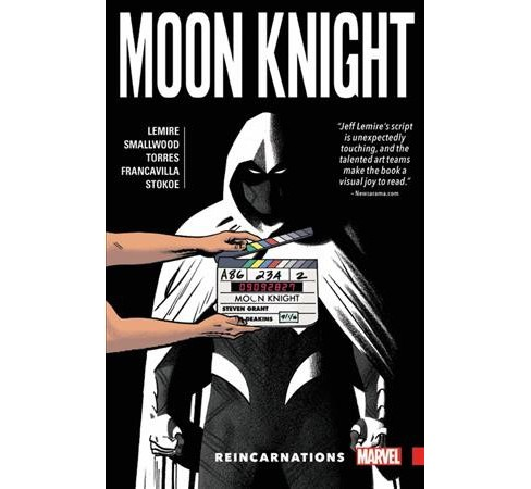 Moon Knight 2 : Reincarnations (Paperback) (Jeff Lemire) - image 1 of 1